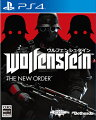 Wolfenstein The NEW ORDER PS4版