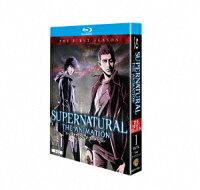 SUPERNATURAL THE ANIMATION <ファースト・シーズン> コレクターズBOX1【Blu-ray】