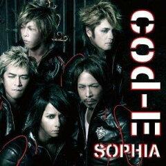【送料無料】cod-E 〜Eの暗号〜(初回限定CD+DVD) [ SOPHIA ]