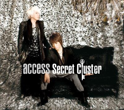 【送料無料】Secret Cluster(初回限定盤B CD+DVD) [ access ]