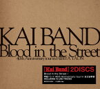 Blood in the Street/甲斐バンド 40th Anniversary tour in 日比谷野音 [ 甲斐バンド ]