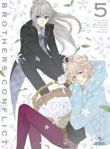 BROTHERS CONFLICT 第5巻 【初回限定版】画像
