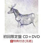 【先着特典】馬と鹿 (初回限定盤 CD+DVD) (映像盤) (ラバーバンド付き) [ 米津玄師 ]