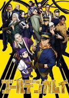 ゴールデンカムイ 第四巻(初回限定版)【Blu-ray】