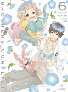 BROTHERS CONFLICT 第6巻 【初回限定版】画像