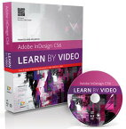 Adobe Indesign CS6 [With DVD ROM] ADOBE INDESIGN CS6 (Learn by Video) [ Video2brain ]