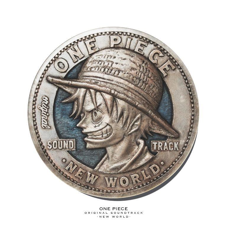 """ONE PIECE オリジナルサウンドトラック""""NEW WORLD""""画像"""