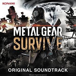 METAL GEAR SURVIVE ORIGINAL SOUNDTRACK [ (ゲーム・ミュージック) ]