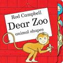 DEAR ZOO ANIMAL SHAPES(BB) [ ROD CAMPBELL ]