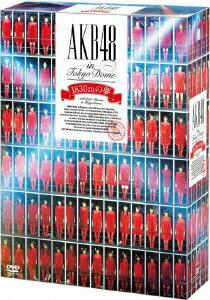 【送料無料】AKB48 in TOKYO DOME〜1830mの夢〜スペシャルBOX 【初回限定盤】 [ AKB48 ]