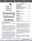 Vacation Bible School (Vbs) 2018 24/7 Sunday School Guide: Jesus Makes a Way Every Day! VACATION BIBLE SCHOOL (VBS) 20 (24/7) [ ー ]