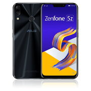 ASUS Zenfone 5Z Seriesシャイニーブラック ZS620KL-BK128S6