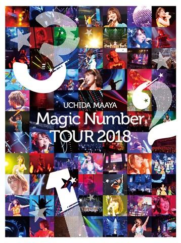 キッズアニメ, その他 UCHIDA MAAYA Magic Number TOUR 2018Blu-ray