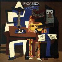ピカソ(輸入版)(2021年1月始まりカレンダー)
