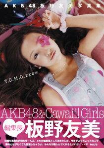 【送料無料】【通常版】 AKB48 板野友美写真集 T.O.M.O.rrow