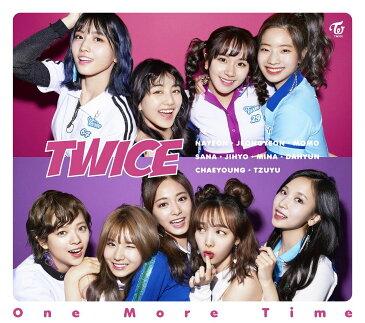 One More Time (初回限定盤B CD+DVD) [ TWICE ]