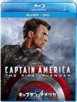 キャプテン・アメリカ/ザ・ファースト・アベンジャー ブルーレイ+DVDセット 【Blu-ray】
