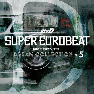 【楽天ブックス限定先着特典】SUPER EUROBEAT presents 頭文字[イニシャル]D DREAM COLLECTION Vol.5 (ジャケットステッカー)