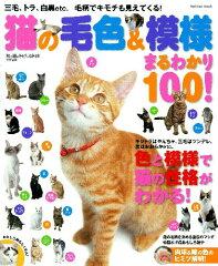 【送料無料】猫の毛色&模様まるわかり100! [ 今泉忠明 ]