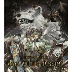【楽天ブックスなら送料無料】Tales of Purefly(初回生産限定盤) [ MAN WITH A MISSION ]