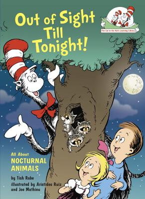Out of Sight Till Tonight!: All about Nocturnal Animals画像