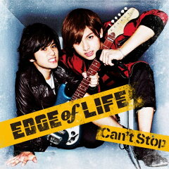 Can't Stop(初回生産限定盤)