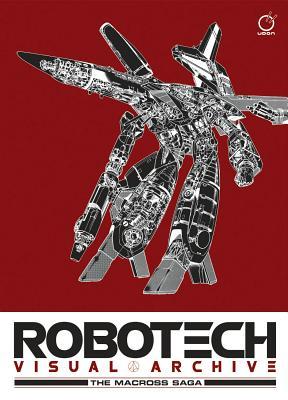 Robotech Visual Archive: The Macross Saga - 2nd Edition画像