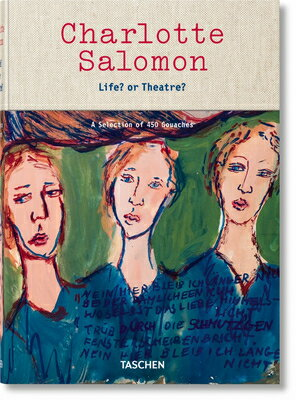 CHARLOTTE SALOMON:LIFE? OR THEATRE?(H)画像