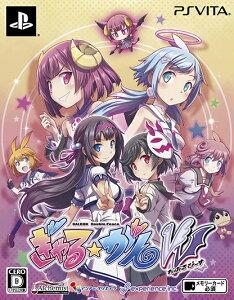 ぎゃる☆がん だぶるぴーす 限定版 PS Vita版