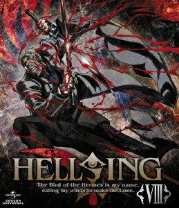 HELLSING 8【Blu-ray】画像