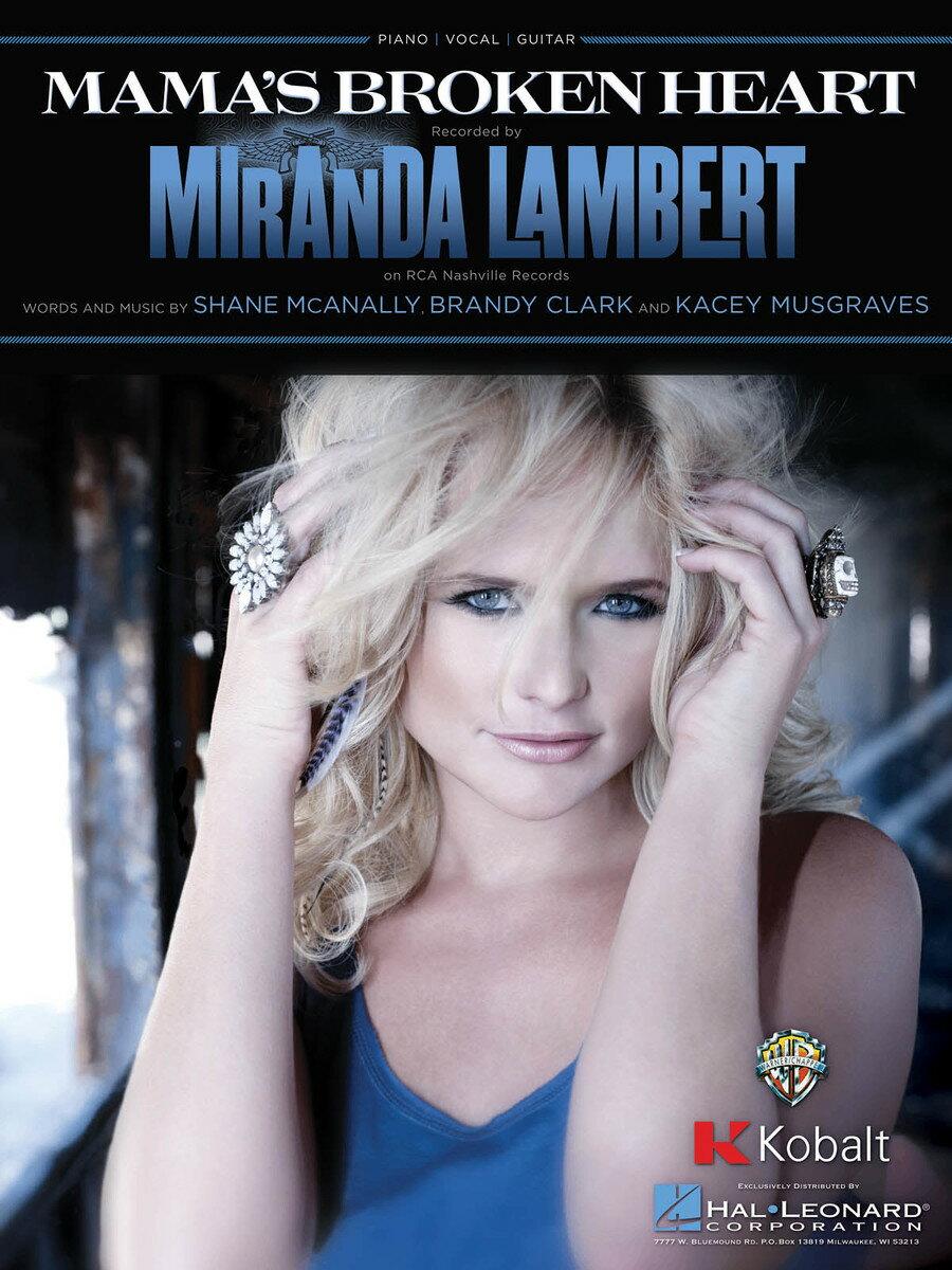 【輸入楽譜】ランバート, Miranda: ミランダ・ランバート - Mama's Broken Heart画像