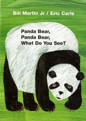 Panda Bear, Panda Bear, What Do You See? PANDA BEAR PANDA BEAR WHAT DO (Brown Bear and Friends) [ Bill Martin ]
