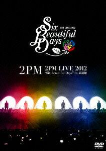 邦楽, ロック・ポップス 2PM LIVE 2012 Six Beautiful Days in 2PM