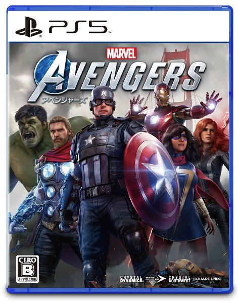 Marvel'sAvengers(アベンジャーズ)PS5版