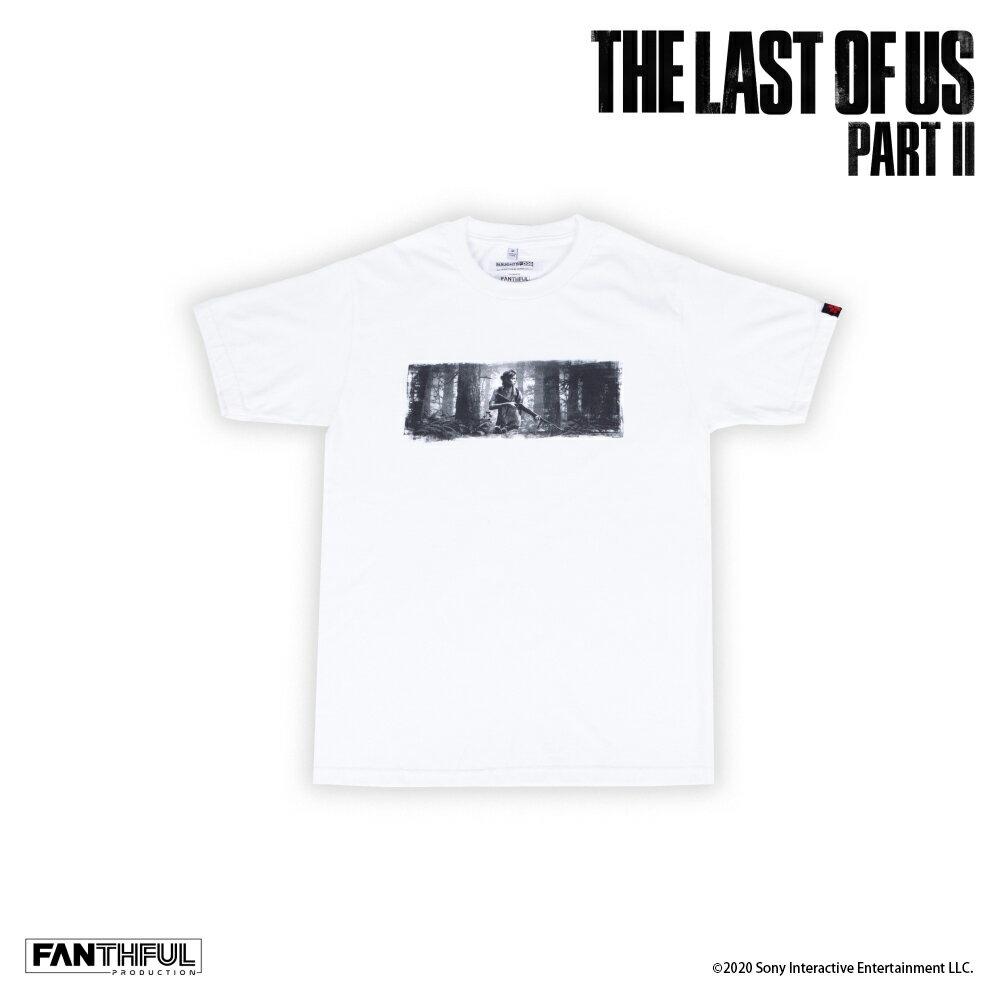 The Last of Us Part II Tシャツ 白 2XL画像