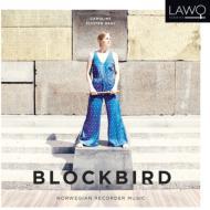 【輸入盤】Caroline Eidsten Dahl: Blockbird-norwegian Recorder Music画像