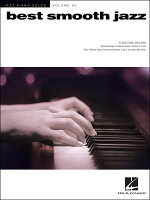 【輸入楽譜】ジャズ・ピアノ・ソロ・シリーズ 第50巻: ベスト・スムース・ジャズ