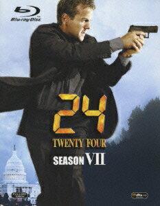 24-TWENTY FOUR- シーズン7 ブルーレイBOX【Blu-ray】 [ キーファー…