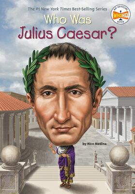 洋書, BOOKS FOR KIDS Who Was Julius Caesar? WHO WAS JULIUS CAESAR Who Was? Nico Medina