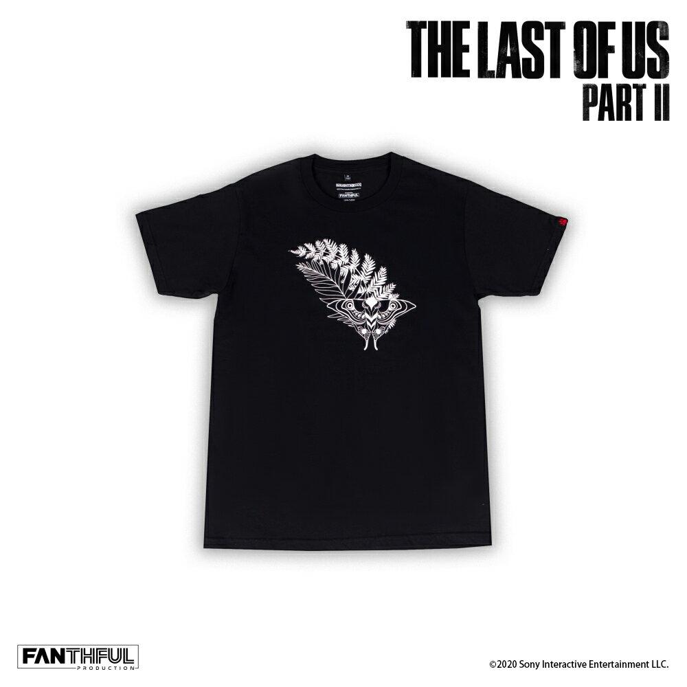 The Last of Us Part II Tシャツ 黒 M画像