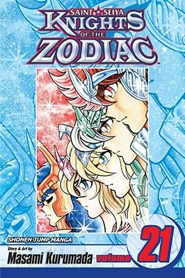 洋書, FAMILY LIFE & COMICS Knights of the Zodiac (Saint Seiya), Vol. 21 KNIGHTS OF THE ZODIAC V21 Knights of the Zodiac Saint Seiya Masami Kurumada