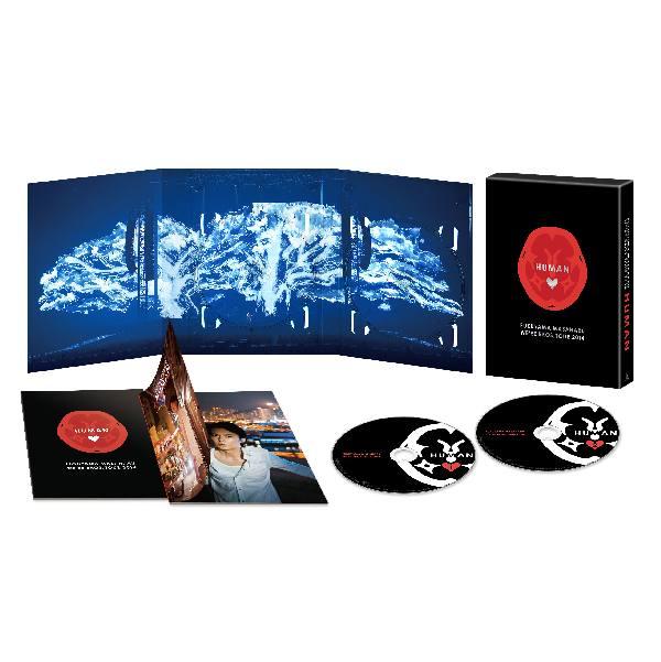 『FUKUYAMA MASAHARU WE'RE BROS. TOUR 2014 HUMAN』 Blu-ray豪華盤(2枚組) 【Blu-ray】画像