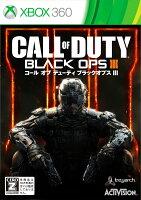 コール オブ デューティ ブラックオプスIII Xbox360版の画像