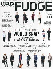 【楽天ブックスならいつでも送料無料】men's FUDGE (メンズファッジ) 2015年 08月号 [雑誌]