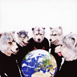 【送料無料】MASH UP THE WOR [ MAN WITH A MISSION ]