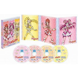 Yes!プリキュア5GoGo! Blu-rayBOX Vol.1