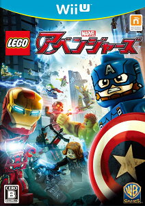 LEGO マーベル アベンジャーズ Wii U版