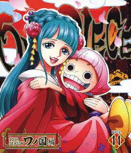 ONEPIECEワンピース20THシーズンワノ国編PIECE.11 Blu-ray  田中真弓