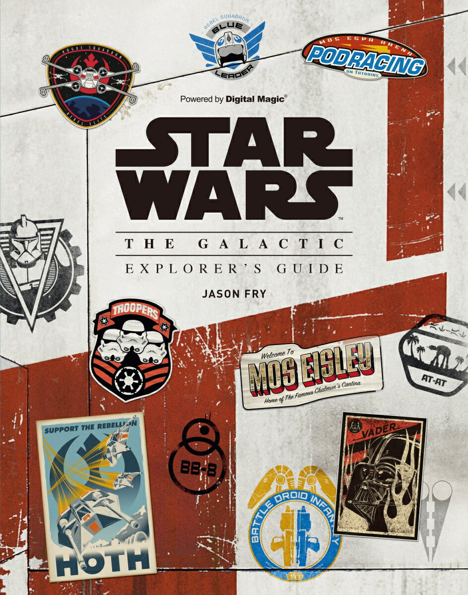 STAR WARS THE GALACTIC EXPLORER'S GUIDE画像