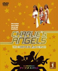 地上最強の美女たち!チャーリーズ・エンジェル コンプリート2ndシーズン セット1